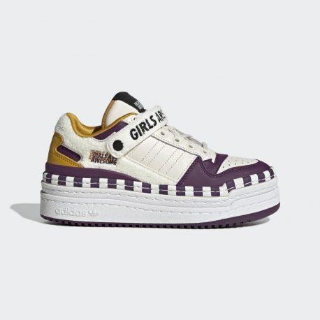 adidas Originals Triple Platforum Lo Girls Are Awesome  (GY2618)