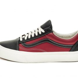 Vans Vault Old Skool LX *Leather* (VN0A4BVF22C1)