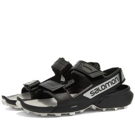 And Wander x Salomon Speedhike Sandal (5741178427-BK)