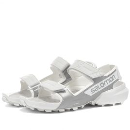And Wander x Salomon Speedhike Sandal (5741178427-WH)