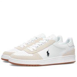 Polo Ralph Lauren Polo Court Sneakers (809834463002)