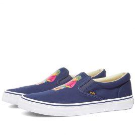 Polo Ralph Lauren Thompson Bermuda Bear Vulc Sneaker (816834368001)