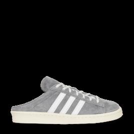Adidas originals Campus 80s mules GREY/FTWR WHITE 44 (FX5841)