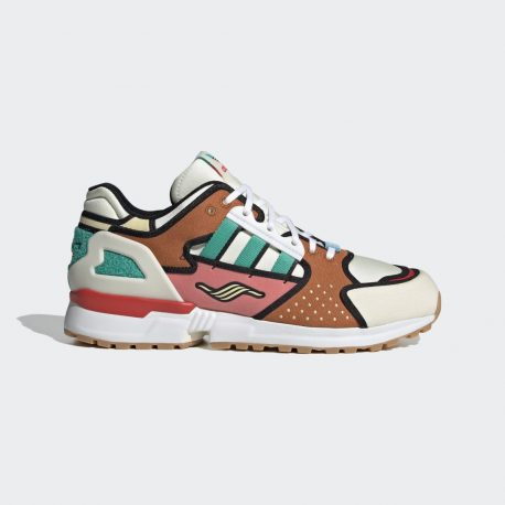 adidas Originals ZX 10000 Krusty Burger  (H05783)