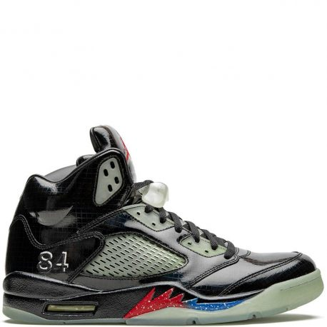 Air Jordan 5 Retro Transformers  Black Ops (HO15MN-JDLS204)
