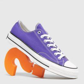 Converse Chuck Taylor All Star 70 Ox (Purple/White)