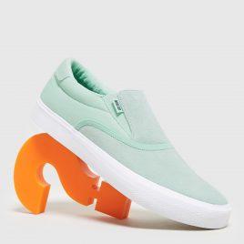 Nike SB Zoom Verona Slip Skate Shoe (BLU/WHT/BLU/WHT)
