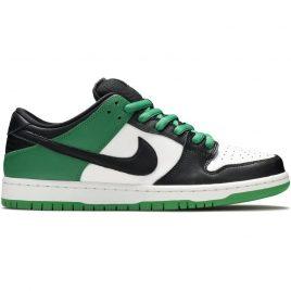 Nike SB Dunk Low Classic Green (BQ6817-302)