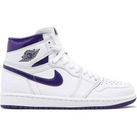 Air Jordan 1 Retro High Court Purple Womens (CD0461-151)