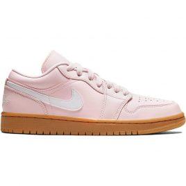 Air Jordan 1 Low Arctic Pink Gum Women's (DC0774-601)