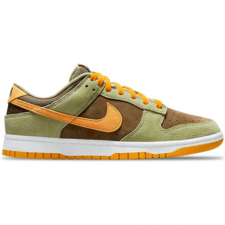 Nike Dunk Low Dusty Olive Gold (DH5360-300)