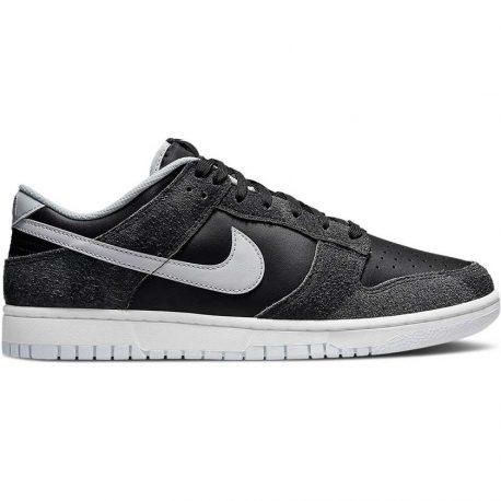 Nike Dunk Low PRM Animal Pack Black Pure Platinum (DH7913-001)