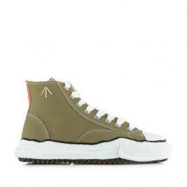 Nigel Cabourn x Maison Mihara Yasuhiro Shoes High Army (NC-AW19-ACC-9-ARMY)