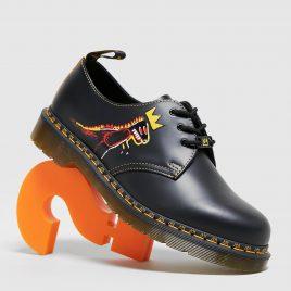 Dr. Martens 1461 Basquiat Leather Shoes (27186001)