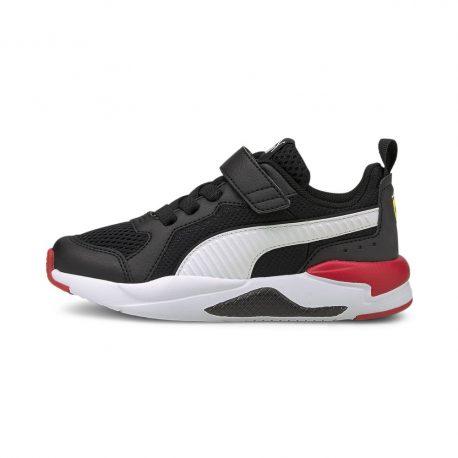 Puma   Scuderia Ferrari Race XRay Kids Motorsport Shoes (306699-03)