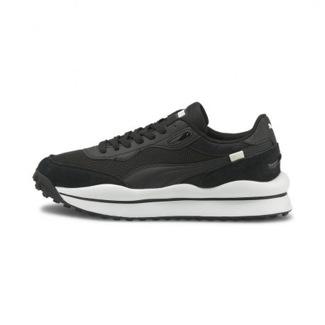 Puma  Style Rider Clean Trainers (375926-01)
