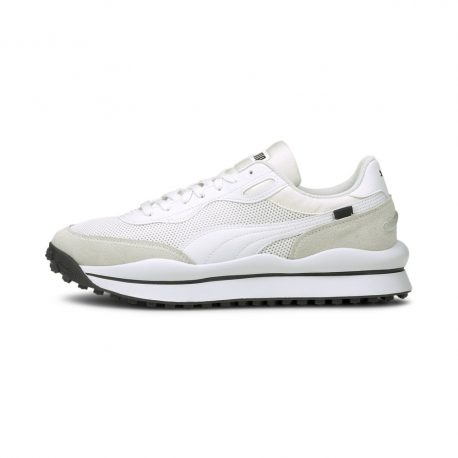 Puma  Style Rider Clean Trainers (375926-02)