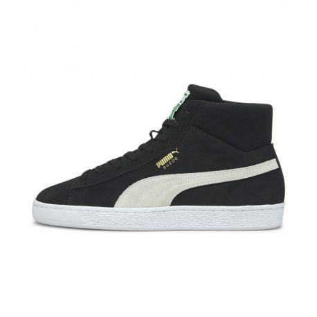Puma  Suede Mid XXI Mens Trainers (380205-01)