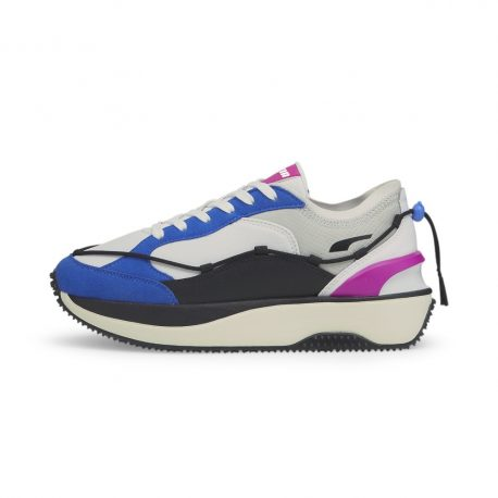 Puma  Cruise Rider Lace Womens Trainers (381614-01)