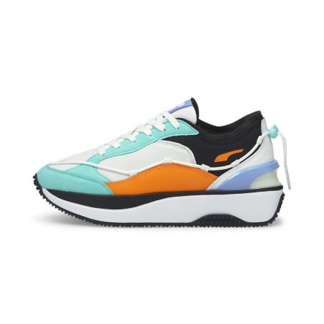Puma  Cruise Rider Lace Womens Trainers (381614-02)