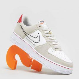 Nike Air Force 1 '07 LV8 (White/Brown)