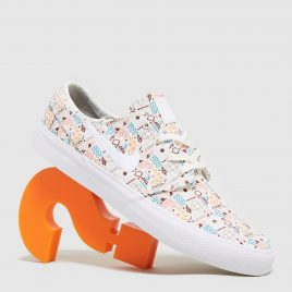 Nike SB Stefan Janoski Canvas RM Premium (White/Multi)