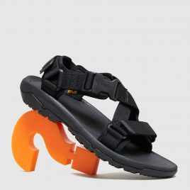 Teva Hurricane Verge Active Sandals (1121534BLK)