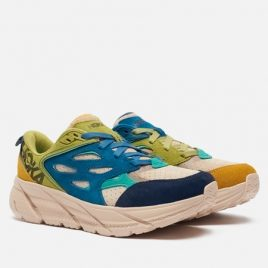 Hoka One One Clifton Suede (1124630MSSN)