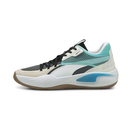 Puma  Court Rider Summer Days Basketball Shoes (195662-01)