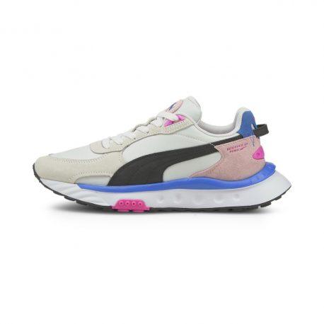 Puma  Wild Rider Rollin Sneakers (381517-06)