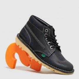 Kickers Kick Hi Women's (Black/Gum)