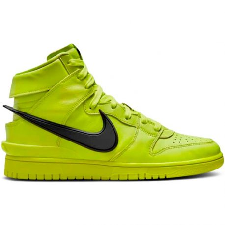 Nike AMBUSH x Dunk High Flash Lime (CU7544-300)