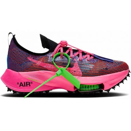 Nike Off-White x Air Zoom Tempo Next% Pink Glow (CV0697-400)