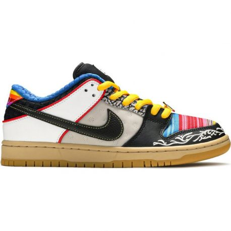 Nike Dunk Low SB What The Paul (CZ2239-600)