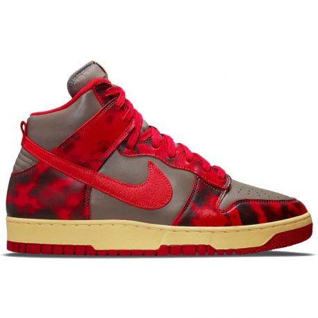 Nike Dunk High 1985 Acid Wash Red (DD9404-600)