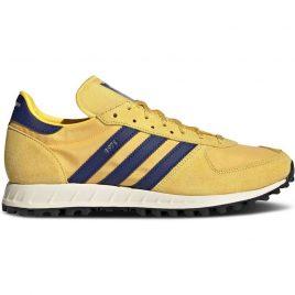 Adidas Arsenal FC x 1971 Spring Yellow Victory Blue (H01801)