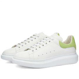 Alexander McQueen Heel Tab Wedge Sole Sneaker (553680WHGP7-9427)