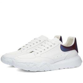Alexander McQueen New Court Sneaker (667803WIA9J-9409)