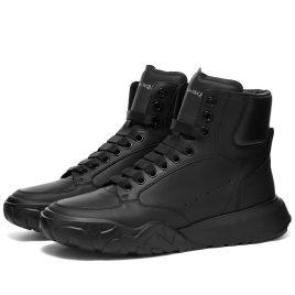 Alexander McQueen Court Mid Nappa Leather (667805WIA9I-1000)