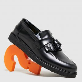 Fred Perry George Cox Tassle Loafer (B9278102)